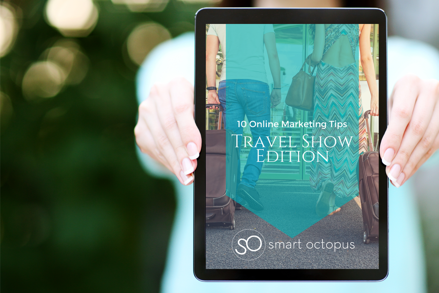 Travel Trade Show Season is here! Free Ebook